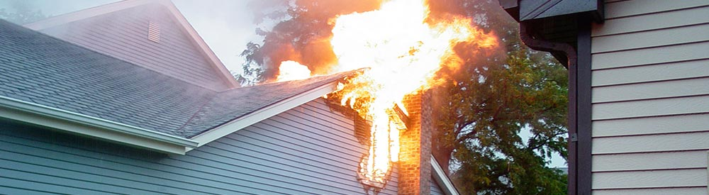 House on Fire, Damage Restoration